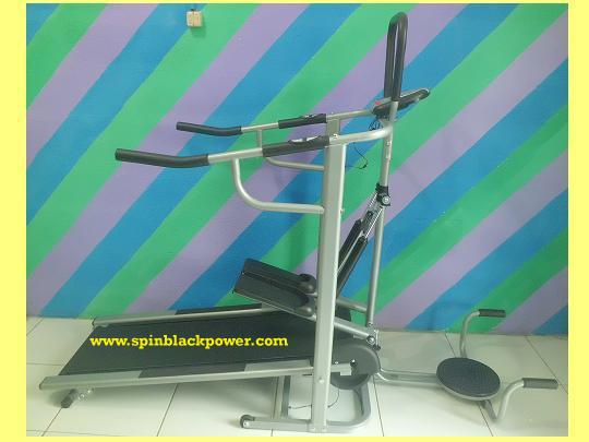 Treadmill Manual 3 Fungsi (Agen Alat Fitness-08567593330)